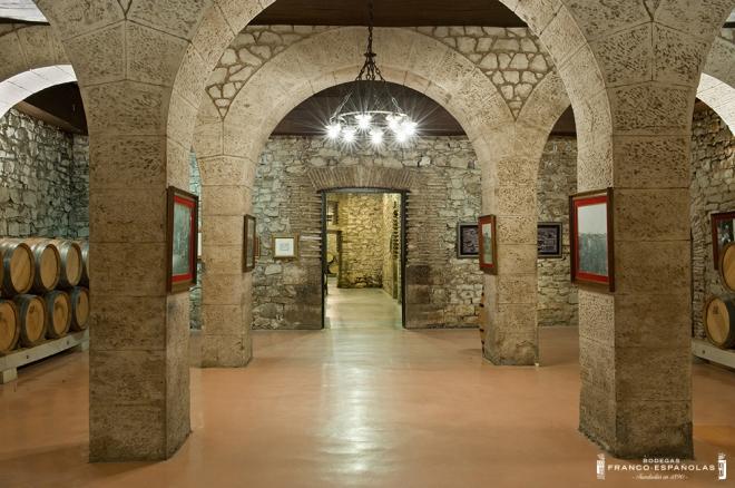 Inside Franco-Espanolas